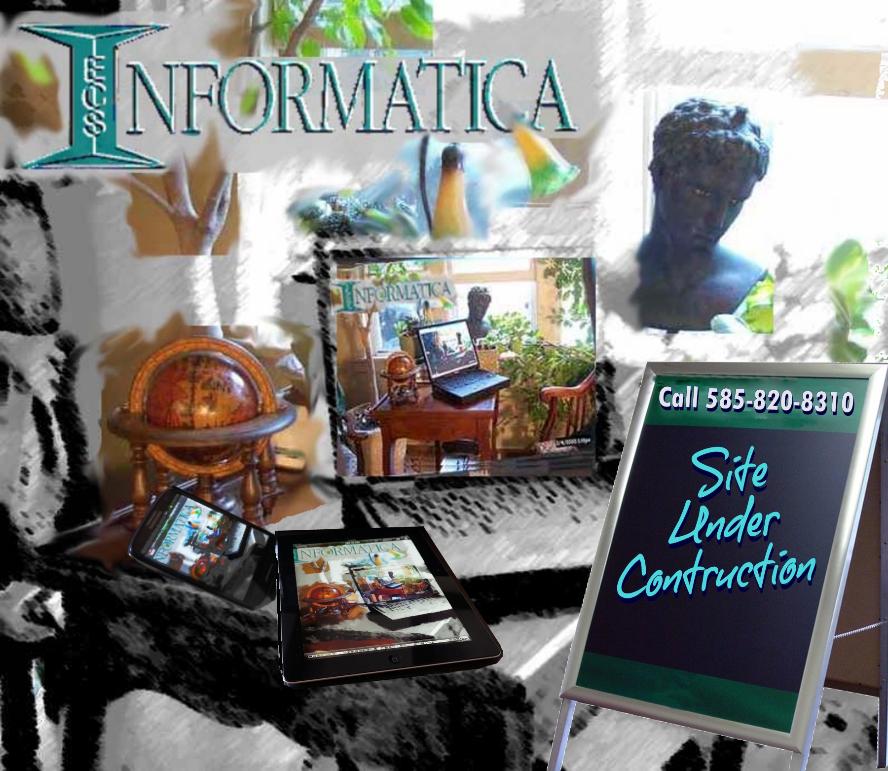 Site Under Construction: For Contact  mtomb@informaticaecs.com